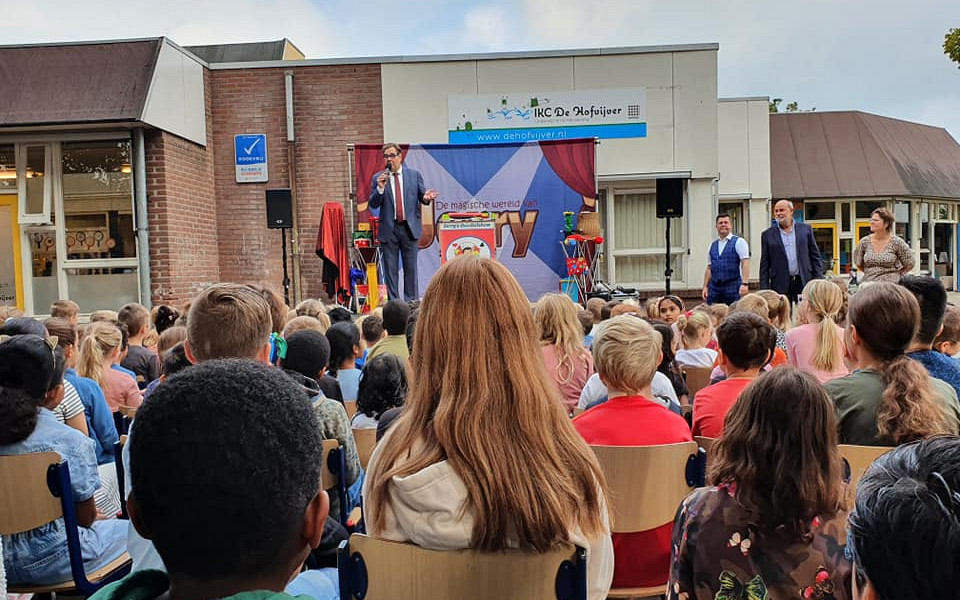 IKC De Hofvijver feestelijk geopend!